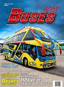 Asian Buses Issue 4