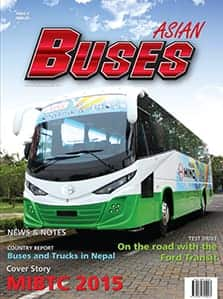 Asian Buses Issue 2