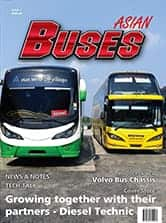 Asian Buses Issue 1