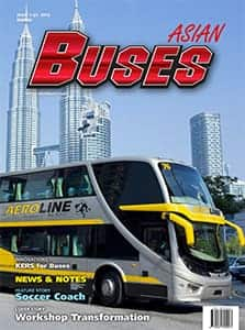 Asian Buses Issue 5