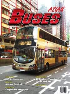 Asian Buses Issue 7