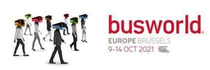 Busworld Europe 2021 is cancelled