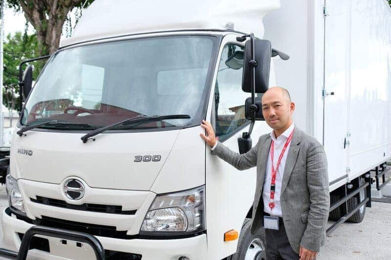 Technology Focus: Hino Connect