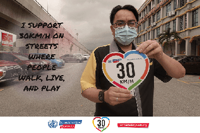 Streets for Life Campaign Calls for 30 km/h Urban Streets to Ensure Safe, Healthy, Green and Livable Cities