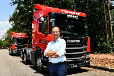 TTK to Reduce Carbon Footprint with Scania Ecolution