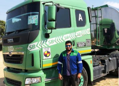 Trucker of the month : Sidhu Brother